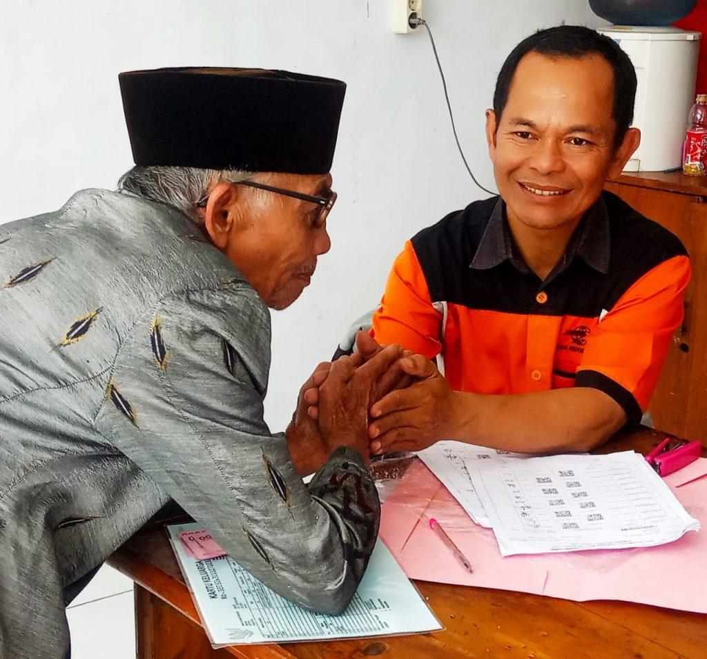 KPC PT. Pos Indonesia (Persero) Salurkan BST 2020 ...